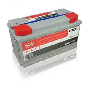 AGM Batterie Ective