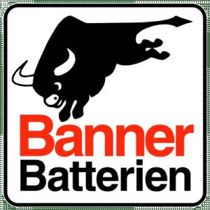 Banner Batterien