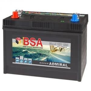 Bootsbatterie BSA
